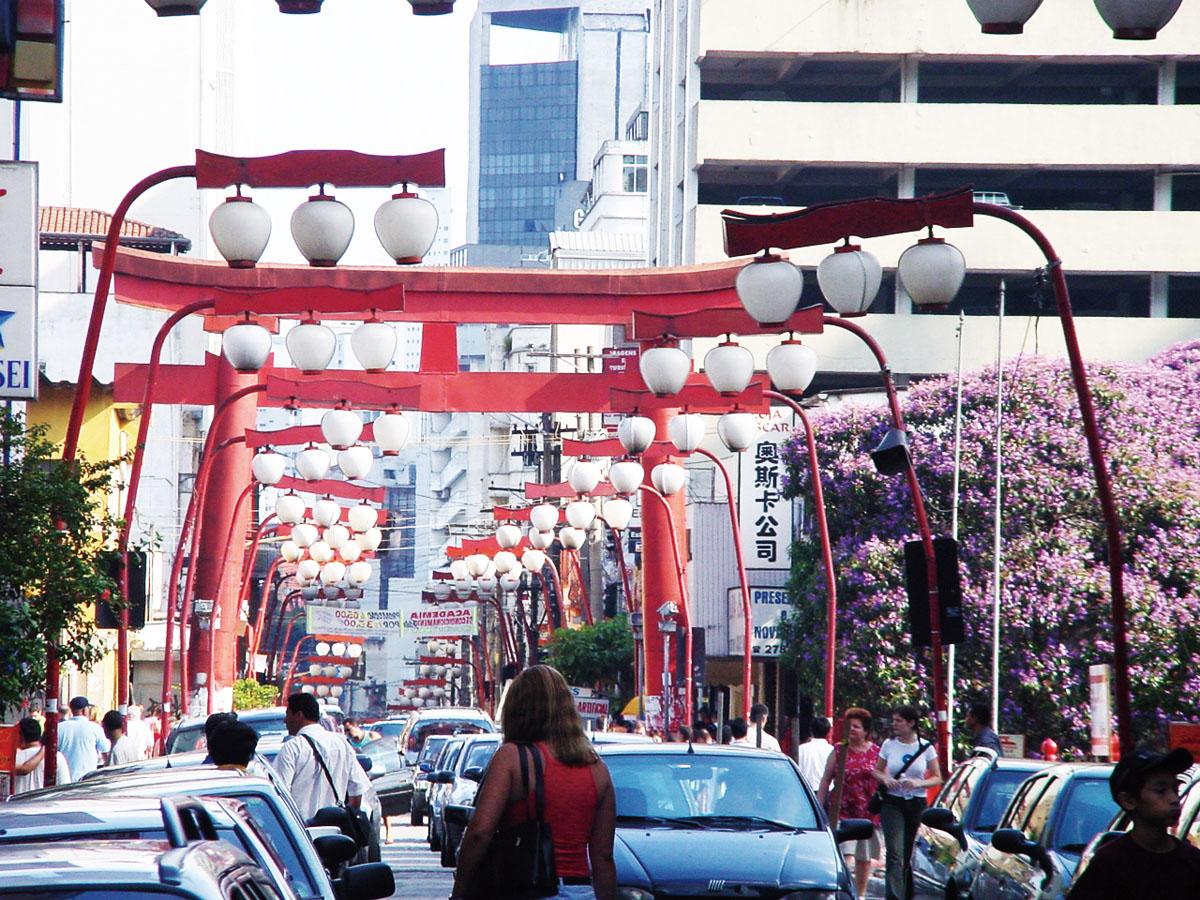 【画像】ブラジルのサンパウロ、想像以上に日本だったwwwww