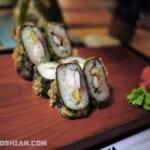 【悲報】日本の寿司さん、海外でとんでもない姿になる