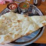 【画像】インド人のインドカレー、マジでお腹いっぱいになる
